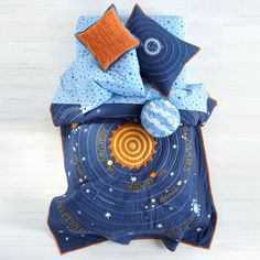 Stars Duvet Cover (Twin) | The Land of Nod