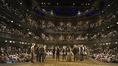 El teatro de shakespeare en londres, es impresionante,   Shakespeare´s theater in london, amazing
