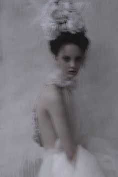 Sarah Moon (born 1941), previously known as Marielle Hadengue, is a French photographer. Initially a model, she turned to fashion photography in the 1970s. Since 1985, she has concentrated on gallery and film work.