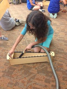 End of the Year Orff Instrument Cleaning and Maintenance