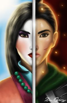 Hua Mulan by TheJasminator on DeviantArt