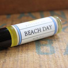 Beach Day Perfume Oil - Long Winter Soap Co.