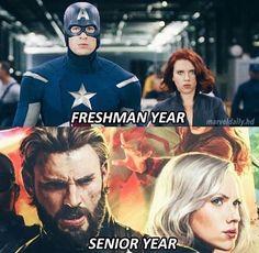I feel so old