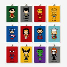 Cute superhero art prints by loopzart on Etsy from loopzart on Etsy. Saved to My Print. Superhero Cartoon, Superhero Classroom, Superhero Room, Superhero Party, Superhero Ideas, Batman Room, Superhero Characters, Boy Room, Kids Room