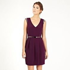 Oasis embellished holly shift dress - Dresses - Occasion & evening wear - Women -