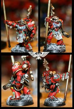 There will be Blood, Angels - banner bearer