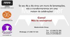 Conheça-nos!  www.munjabi.com www.tantranayan.com www.masterminder.com.br  - #empreendedorismo #empreendedor #motivação #negócios #oportunidade #liderança #carreira #coaching #sucesso #inovação #metas #desenvolvimentopessoal #realizaçãoprofissional #realizaçãopessoal #lifecoaching #motivação #mudança #escolhasuavida #autoconhecimento #desenvolvimentocognitivo #gestão #foco #potencial #talento #crescimento #saibamais #invente #crie #transforme #conheça