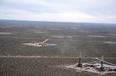 Piedra On Line.-: Mandan a su casa a 500 petroleros de Vaca Muerta