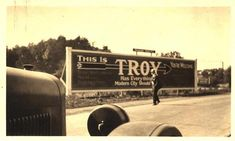 From Troy, New York...share your experiences of growing up in Troy!