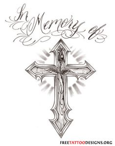Cool cross tattoo designs are becoming more popular and there are thousands of ideas for this type of tattoo now throughout the world. Description from alltattoopicture.blogspot.com.au. I searched for this on bing.com/images
