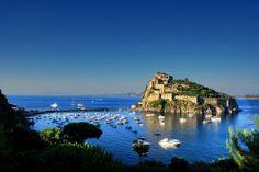Ischia, province of Naples, Campania region Italy