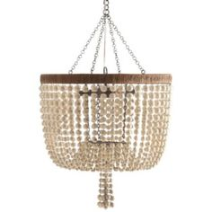 Viola Chandelier by Arteriors - I just love this