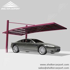 SC05-carport for sale - car canopy parking - matel car sheds - shade structures - shelter carport - 8
