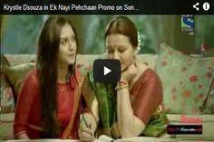 Ek Nayi Pehchan Serial Wiki | Karan & Krystle as Lead Stars | Ek Nayi Pehchan Serial Star Cast Details,Sony TV,Ek Nayi Pehchan Serial Promo ...