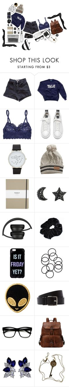 """""""Untitled #1594"""" by saffire9975 ❤ liked on Polyvore featuring American Apparel, Cosabella, ALDO, Billabong, Shinola, Beats by Dr. Dre, Stoney Clover Lane, Hermès, ZeroUV and Fantasia"""