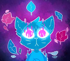 night in the woods aesthetic Mae Borowski, Chibi, Vent Art, Night In The Wood, Dark Thoughts, Fanart, The Villain, Character Design Inspiration, Furry Art