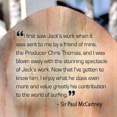 Paul McCartney promo for Jack McCoy's A Deeper Shade of Blue and their music video Blue Sway!