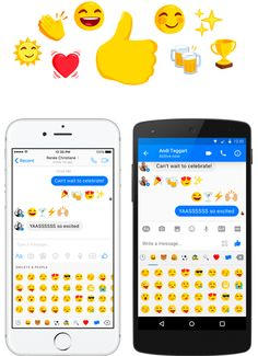 Facebook is seriously upping its emoji game