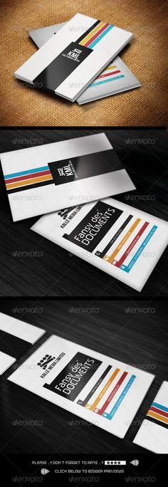 Blu 2 Creative Business Card  #GraphicRiver         Detalis  	 	 - 3,75×2,25 With Bleed Settings .. 		 - CMYK COLOR  / 300 DPI .. 		 - Easy Editable Text 		 - Easy Cusomizable Colors  		 - Ready For Print .. 	  File Included 	 	 - 2 PSD File 		 - Font Links ( Free ) 		 - ReadMe 	  	 Enjoy , Please Dont Forget To Rate ..     Created: 7October12 GraphicsFilesIncluded: PhotoshopPSD Layered: Yes MinimumAdobeCSVersion: CS Tags: Damsol1 #advertising #black #clean #fonts #innovation…