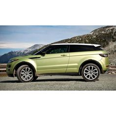 BBC - Autos - For St Patrick's Day, 10 cars worth a kiss: 2013 Land Rover Evoque in Colima Lime Range Rover Evoque, Range Rover Sport, Range Rovers, Palm Beach Florida, West Palm Beach, New Land Rover, Best 4x4, Used Cars, St Patrick