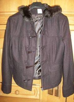 A vendre sur #vintedfrance ! http://www.vinted.fr/mode-femme/mode-femme-vetements-dexterieur/11846248-manteau-court-marron-camaieu