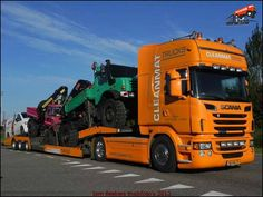 Scania R730 CLEANMAT TRUCKS