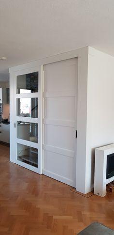 Rimo schuifdeuren ook voor afscheiding tussen woonkamer en keuken ...