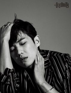 Lee Joon bares his sexy back for 'The Celebrity' | allkpop.com