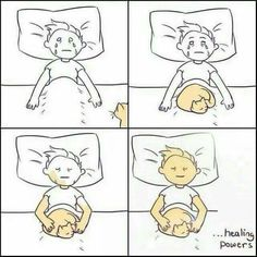Pets have Healing Powers!