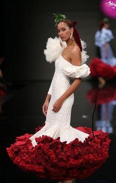 Flamenco Dancers, Flamenco Dresses, Spanish Dancer, Victorian, Wedding Dresses, Expressionism, Beauty, Dancing, Ideas