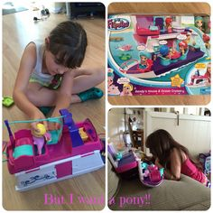 Flipsies by VTech - help your little girl dream big!