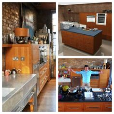 "We made famous chef #JamieOliver kitchen with #IKEA items. Take a look at how we did it! It's just ""lovely""!"