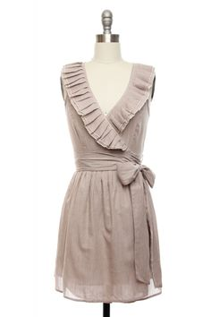 All Ruffled Up Dress | Vintage, Retro, Indie Style Dresses