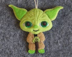 Baby Felt Mobile Star Wars Mobile Nursery Decor by feltcutemobile