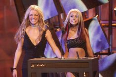 1999 was the beginning of the biggest rivalry since the whole North vs. South drama of the Civil War: Britney vs. Christina. Never has a nation been more divided.