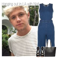"""Hanging out in LA with Niall"" by liamismybabe ❤ liked on Polyvore featuring Prada, Yves Saint Laurent, OneDirection and NiallHoran"