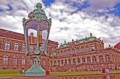 Dresden, East Germany.Arhitektura