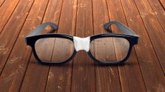 Lifehacker has some very interesting advice on fixing scratches, bends, and other damages that old eyeglasses usually endure.  Would you try any of these yourself?