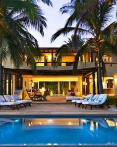 Casa Tortugas - Punta de Mita, Mexico #Jetsetter  http://www.jetsetter.com/homes/mexico/punta-de-mita/1741/casa-tortugas?nm=serplist=8=image