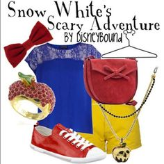 Snow White by disneybound