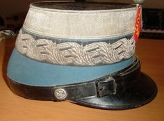 Chacó de Cazadores 1892. General de Brigada