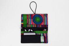 Funda tabaco de liar de tela Afrollage por LaIndustria en Etsy