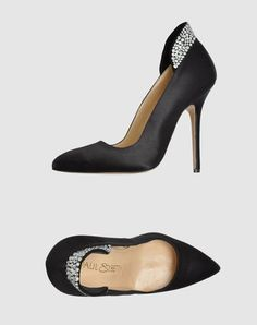 Gorgeous!  Paul & Betty closed-toe pointed toe pumps $276.12 #shoes #fall2011