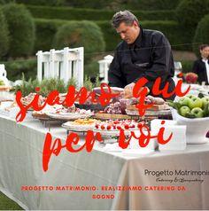 I nostri #catering sono i migliori.... provare per credere! #catering #wedding #nozze