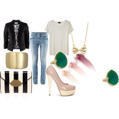 Out and About, created by lanaconsoli on Polyvore