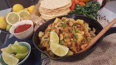 Nisha Katona's quick pork and cashew biryani