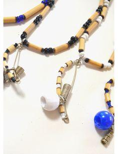 Handmade Berimabu Chain Necklace from Bambuk