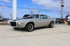 Super Clean 1971 Chevy Camaro With A 454 Block Engine. At Price Toyota Used  Cars In New Castle, Delaware.