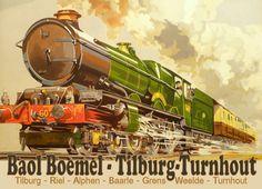 treinen Baol boemel, Tilburg Turnhout