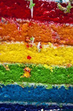Juicy Bits Rainbow party 25